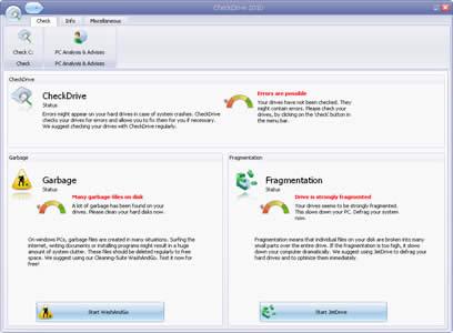 Reparar discos duros con CheckDrive - reparar-disco-duro