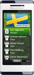 sony ericsson mundial futbol Vive el mundial con Sony Ericsson