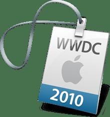 Apple WWDC, posible presentación del nuevo iPhone - wwdc10_experience_wwdcicon20100416
