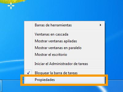 30 05 2010 08 40 40 p.m. Como hacer tu barra de tareas de Windows 7 más pequeña