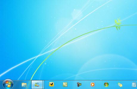 Como hacer tu barra de tareas de Windows 7 más pequeña - 30-05-2010-08-49-18-p.m.