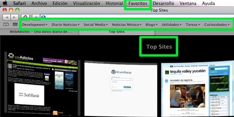 Cómo agregar y administrar páginas en Safari - Agregar-y-administrar-sitios-safari-4
