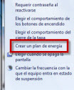 Ahorro de pla1 Como configurar el ahorro de energía de tu laptop.