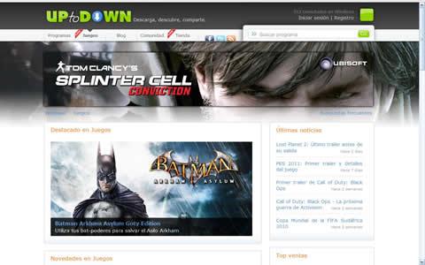 UpToDown lanza su tienda de juegos - Canal-Juegos-uptodown