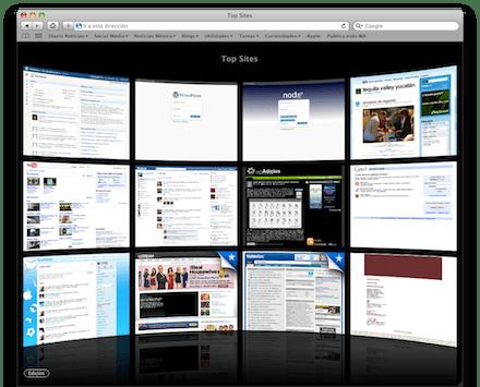 """Cómo organizar """"Top Sites"""" de Safari - Captura-de-pantalla-2010-05-02-a-las-13.24.24"""
