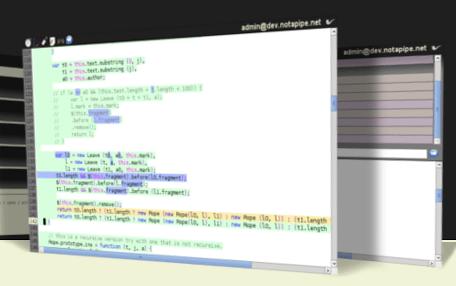 Notapipe una excelente herramienta de colobarición enfocada a desarrolladores - Captura-de-pantalla-2010-05-26-a-las-09.26.56
