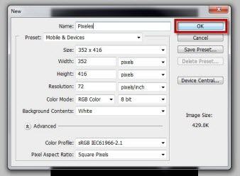 """Como hacer un """"efecto de pixeles"""" en Photoshop - Como-hacer-un-efecto-de-pixeles-en-Photoshop"""