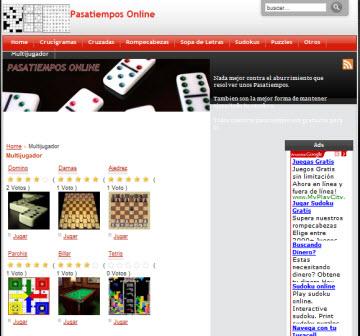 Pasatiempos Online, ideal para entretenerse un rato - Pasatiempos-Online-1