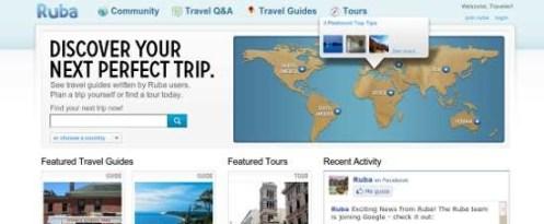 Google adquiere el sitio de guías de viaje visuales, Ruba - Ruba