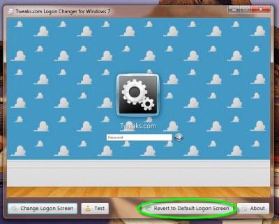 Como cambiar la pantalla de inicio de sesión de Windows 7 - Tweakslogon-6-copia