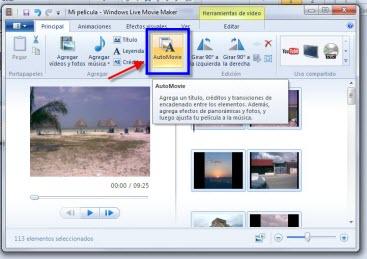 Windows Movie Maker 4 Como crear una presentación de fotos en Windows Movie Maker