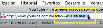 Como poner un video de YouTube en blogs Wordpress - YouTube-TechNews-Mayo2010-Adobe-CS5-Steve-Jobs-habla-de-flash-Microsoft-Courier...