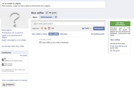 crear paginas facebook desde tu cuenta 4 Crear pagina en facebook