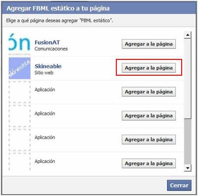 cuadro invitar amigos paso 2 Agregar cuadro invitar amigos en páginas de facebook