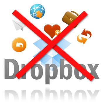 China vuelve al ataque y ahora censura Dropbox - dropboxcen