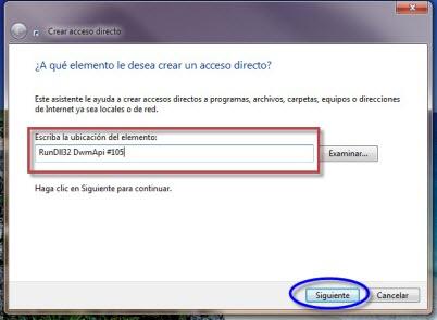 flip3d 1 Como crear el acceso directo de Flip 3D en Windows