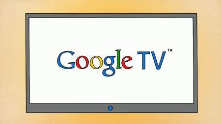 Google TV vs Apple TV …¿vs Justin.tv? - google-tv1