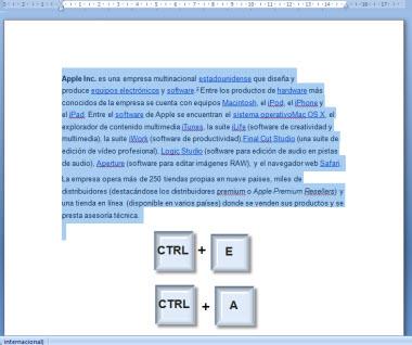 hipervinculo 3 Como quitar los hipervínculos de un documento en Word