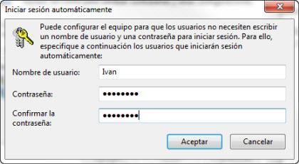 Inicia sesión en Windows al iniciar sin entrar tu contraseña - inicio-sesion-automatico-windows-7-3