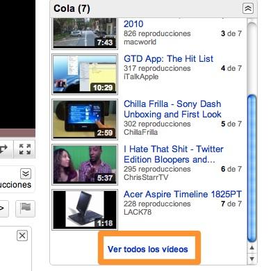 Como hacer listas de reproducción en YouTube - listas-reproduccion-youtube