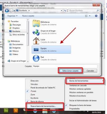 """Agrega """"Mi PC"""" a tu barra de tareas en Vista/Windows 7 - mi-PC-1"""