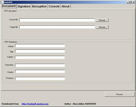 proteger pdf Proteger PDF con iSafePDF