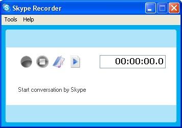 skype recorder 01 Graba tus conversaciones en Skype con Skype Recorder