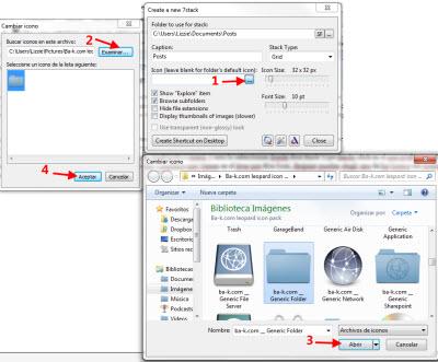 Agrega un efecto de Stack a tus carpetas en Windows 7 - stack-4