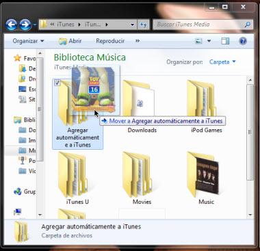 Como agregar canciones a iTunes en Windows - Agregar-itunes-canciones-windows