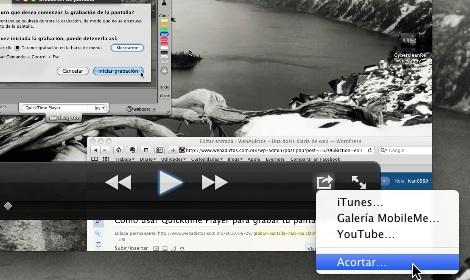 Grabar pantalla Quicktime mac 4 Cómo usar Quicktime Player para grabar tu pantalla