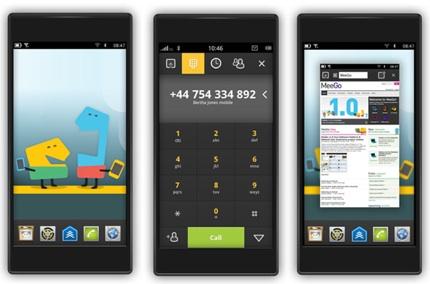 Primer vistazo a MeeGo para celulares - Primer-vistazo-meego-para-celulares
