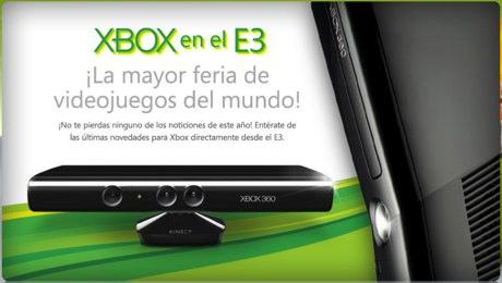 Xbox 360 e3 slim nuevo Presentación XBOX en el E3 [video]