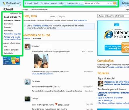 abrir correo hotmail 1 Como checar tu correo Hotmail