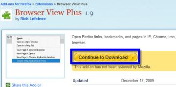 Acceder a varios navegadores desde Firefox - acceder-exploradores