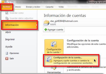 Agregar Gmail a Outlook 2010 usando IMAP - agregar-gmail-a-outlook