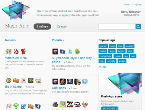 Aplicaciones android descubrelas en Mash-App.com - aplicaciones-android