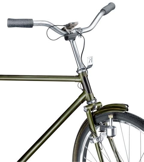Cargar celulares nokia con la bicicleta - bicicleta-nokia-cargador