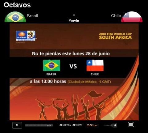 brasil chile en vivo mundial Brasil vs Chile en vivo