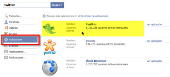 buscar twitter en facebook Como vincular tu cuenta de Twitter con Facebook