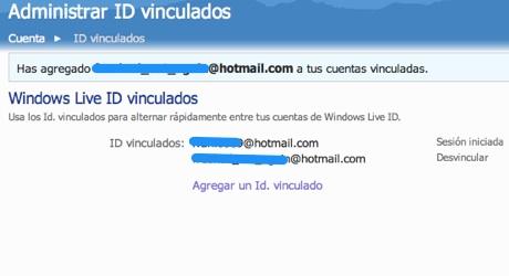 Como usar varias cuentas de correo hotmail en una sola - correo-hotmail-varias-cuentas-4