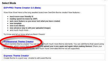 Crear temas para celular en OwnSkin - crear-temas-celular