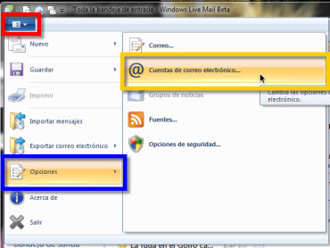 Agregar Gmail a Windows Live Mail - cuentas-de-correo-windows-mail