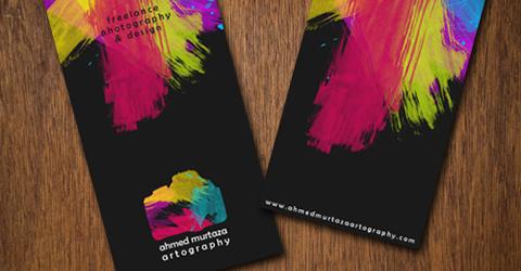 diseno tarjetas presentacion Ahmed Murtaza Diseños de tarjetas de presentación (95 diseños)
