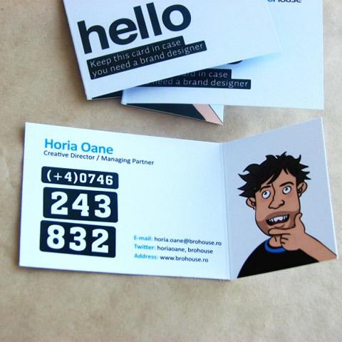 Diseños de tarjetas de presentación (95 diseños) - diseno-tarjetas-presentacion-BroHouse