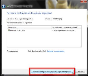 Como Respaldar tus archivos en Windows - ejecutar-copia-de-seguridad