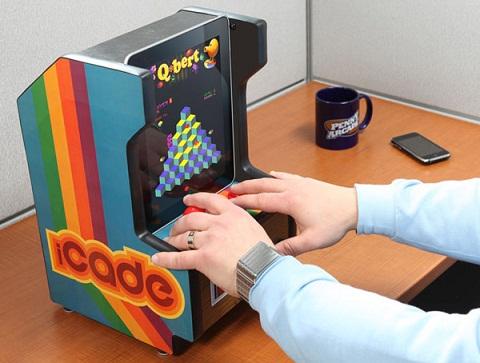 Convierte tu iPad en Arcade - icade-ipad-maquinita