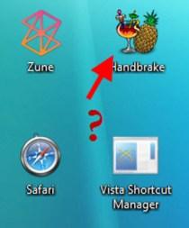 iconos flechas Quitar flecha de accesos directos