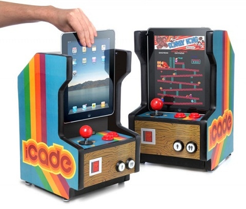 Convierte tu iPad en Arcade - ipad-icade