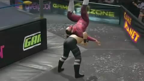 Lucha Libre AAA: Héroes del Ring - lucha-aaa-juego