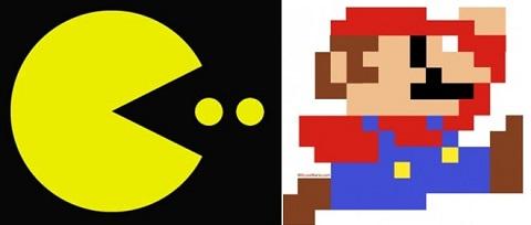 Mario Bros vs Pac-Man - mario-vs-pacman